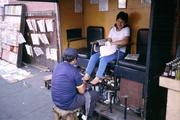 Schuhputzer in Lima
