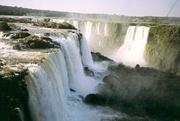 Iguaçu-Fälle