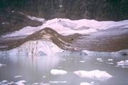 Edith Cavell Gletscher