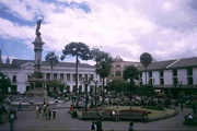 Plaza de la Independencia in Quito
