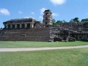Palenque- Palast