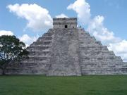 Chichén-Itzá-Pyramide des Kukulkán