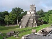 Tikal-Tempel II