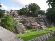 Tikal-Nördl. Akropolis