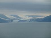 mystische Gletscherlandschaft