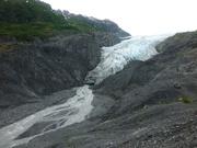 am Exit Gletscher