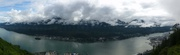 Blick auf Juneau