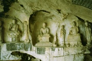 Grotte im Fu Bo Shan