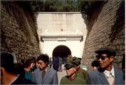 Eingang zu den Ming-Gräbern