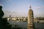 Blick vom Wat Arun