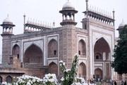 Eingangstor zum Taj Mahal