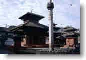 Durbar-Square in Kathmandu