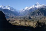 Fishtail und Annapurna
