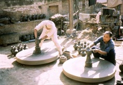 Töpfer in Bhaktapur