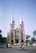 Notre Dame in Saigon