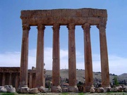 Jupitertempel in Baalbek