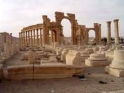 Adriansbogen in Palmyra