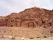 Königsgräber in Petra