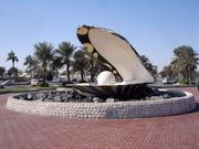 Muschel an der Corniche