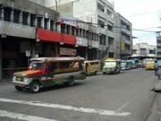 Straßenverkehr in Cebu