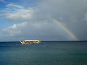 Regenbogen über Mindoro