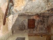 eine der Grotten