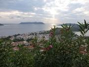 Blick auf Kas und die Insel Meis