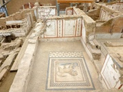 Ephesus - im Hanghaus