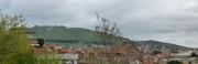 Blick auf die Akropolis