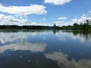 auf dem Birjusa-Fluss 2