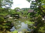 Tempelanlage Ginkaku-ji