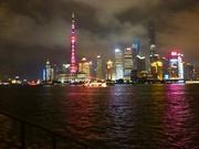 illuminiertes Pudong