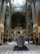 Blick in die Sioni-Kirche