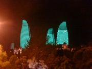 Flame Towers