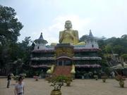 """kitschiger"" Buddha"
