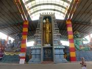 erster Hindutempel