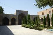 Teilansicht der Großen Moschee