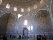 in der Lotfollah-Moschee