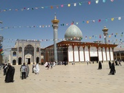 beim Shah Cheraq-Mausoleum