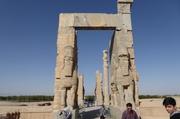 Tor aller Länder in Persepolis