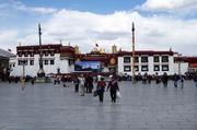 vor dem Jokhang