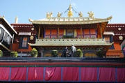 im Jokhang-Kloster