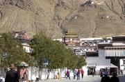 Tashilhunpo-Kloster in Shigatse