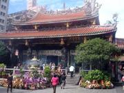 Long-Shan-Tempel