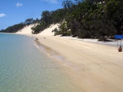 Ausflug nach Moreton Island
