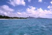Blue Lagoon auf Mauritius