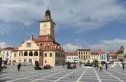 altes Rathaus in Braşov