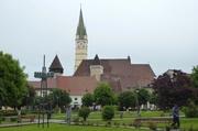 Kirchenkastell mit Trompeterturm