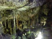 """in der """"Zeus-Höhle"""""""