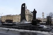 Ševčenko-Denkmal